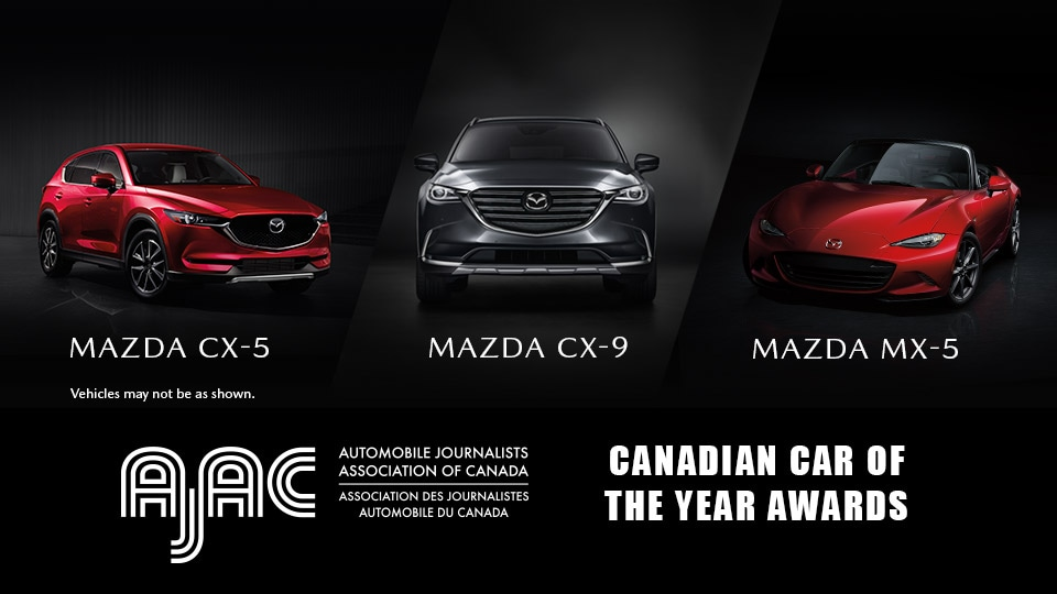 Mazda Awards - Airport Mazda Of Toronto