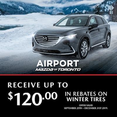 Rebates for Winter Tires