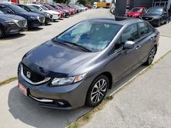 2013 Honda Civic EX (A5)- AS IS Sedan