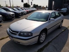 2004 Chevrolet Impala BASE|AUTO|AC|LOCAL TRADE|PW|PM|PL|AS IS Sedan