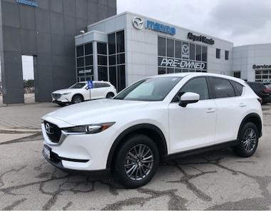 2018 Mazda CX-5 GS FWD CAMERA HTD SEATS NO ACCIDENTS DEMO UNIT SUV