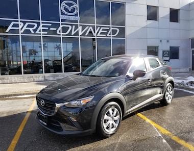 2019 Mazda CX-3 GX FWD CLEAN CARFAX AUTO NAVI   SOLD SUV