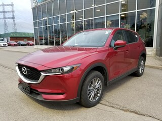 2018 Mazda CX-5 GS|AWD|COMFORT PKG|ROOF|CAMERA|LEATHER SUV