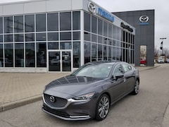 2018 Mazda Mazda6 SIGNATURE|360CAMERA|ROOF|NAPPA LEATHER|NAVI|BOSE Sedan