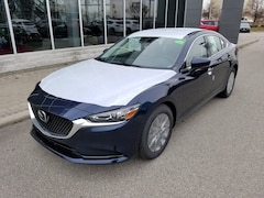 2018 Mazda Mazda6 GS-L|TURBO|ROOF|CAMERA|SCBS|BSMS|LEATHER Sedan