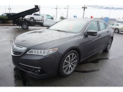 2015 Acura TLX V6 Advance FWD Sedan