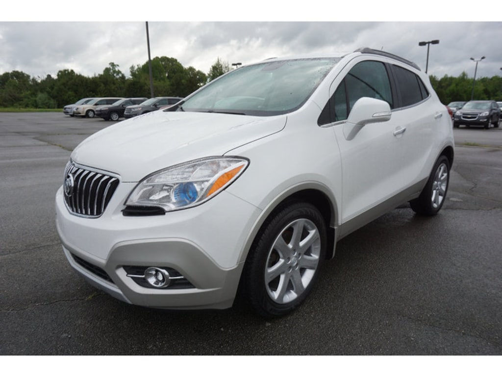 Used 2015 Buick Encore For Sale at Twin City Auto Center