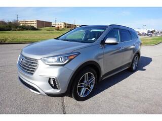 Used 2017 Hyundai Santa Fe Limited Ultimate SUV in Alcoa, TN