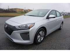 New 2019 Hyundai Ioniq Hybrid Blue Hatchback in Alcoa, TN
