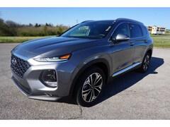 New 2019 Hyundai Santa Fe Limited 2.0T AWD SUV in Alcoa, TN