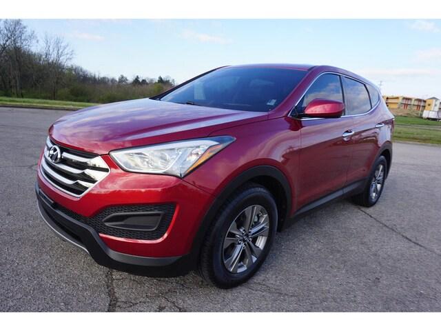 2016 Hyundai Santa Fe >> Used 2016 Hyundai Santa Fe Sport For Sale At Twin City Hyundai