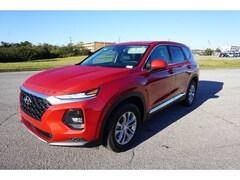 New 2019 Hyundai Santa Fe SE 2.4L FWD SUV in Alcoa, TN