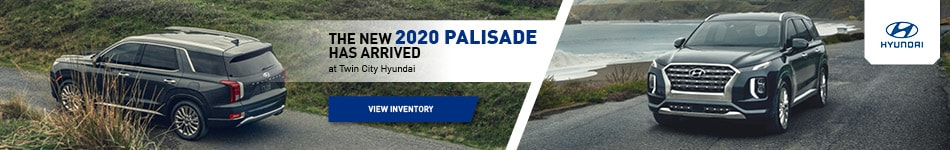 2020 Palisade Now In Stock
