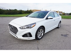 New 2019 Hyundai Sonata Limited 2.4L Sedan in Alcoa, TN