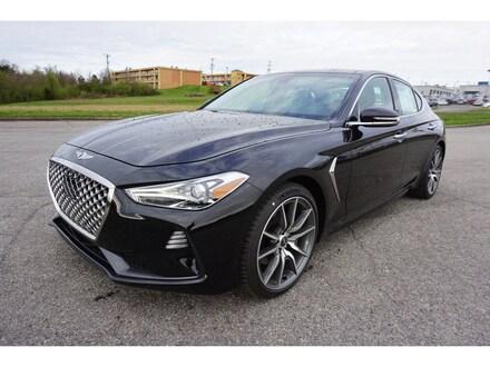 2019 Genesis G70 2.0T Advanced RWD Sedan