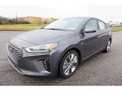 New 2019 Hyundai Ioniq Hybrid Limited Hatchback in Alcoa, TN