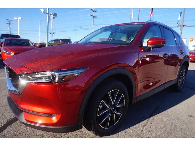 2017 Mazda Mazda CX-5 Grand Touring FWD SUV
