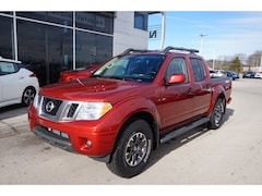 2019 Nissan Frontier PRO-4X 4WD Crew Cab