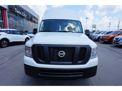 New 2018 Nissan NV Cargo For Sale at Twin City Auto Group