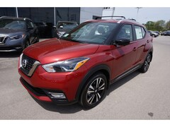 2019 Nissan Kicks SR FWD SUV 3N1CP5CU6KL515596 KL515596 For Sale Near Knoxville