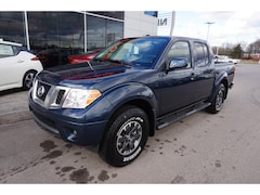 2019 Nissan Frontier PRO-4X 4WD Crew Cab 1N6AD0EV2KN728161 KN728161 For Sale Near Knoxville