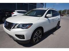 2019 Nissan Pathfinder Platinum 4WD SUV 5N1DR2MM3KC621925 KC621925