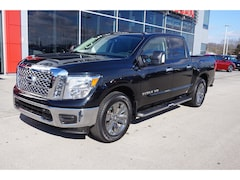 2019 Nissan Titan SV 4WD Crew Cab 1N6AA1E5XKN505011 KN505011 For Sale Near Knoxville