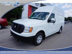 2018 Nissan NV Cargo NV2500 HD SV High Roof Van 1N6AF0LY5JN810939 JN810939 For Sale Near Knoxville