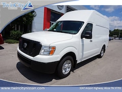 2018 Nissan NV Cargo NV2500 HD SV High Roof Van 1N6BF0LY0JN809461 JN809461 For Sale Near Knoxville