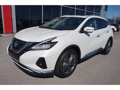 2019 Nissan Murano Platinum AWD SUV 5N1AZ2MS9KN115585 KN115585 For Sale Near Knoxville