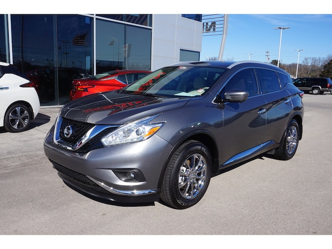 used 2017 nissan murano for sale at twin city nissan | vin