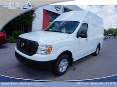 2018 Nissan NV Cargo NV2500 HD SV High Roof Van 1N6BF0LY6JN809531 JN809531 For Sale Near Knoxville