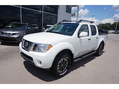 2019 Nissan Frontier PRO-4X 4WD Crew Cab 1N6DD0EV7KN768555 KN768555 For Sale Near Knoxville