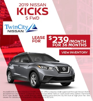 June 2019 Nissan Kicks Offer