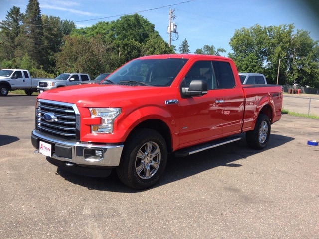 2015 Ford F-150 XLT Super Cab