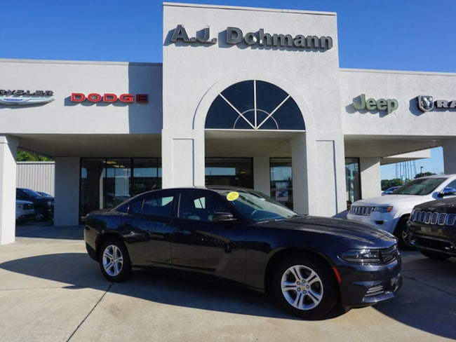 Used 2018 Dodge Charger SXT RWD Sedan Plaquemine, Louisiana