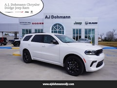 New 2021 Dodge Durango GT PLUS RWD Sport Utility Plaquemine, Louisiana