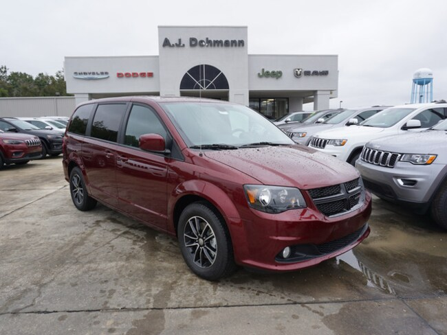 New 2019 Dodge Grand Caravan SE PLUS Passenger Van Berwick
