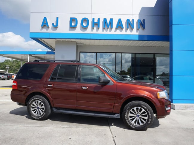 Used 2017 Ford Expedition XLT 4WD SUV Berwick