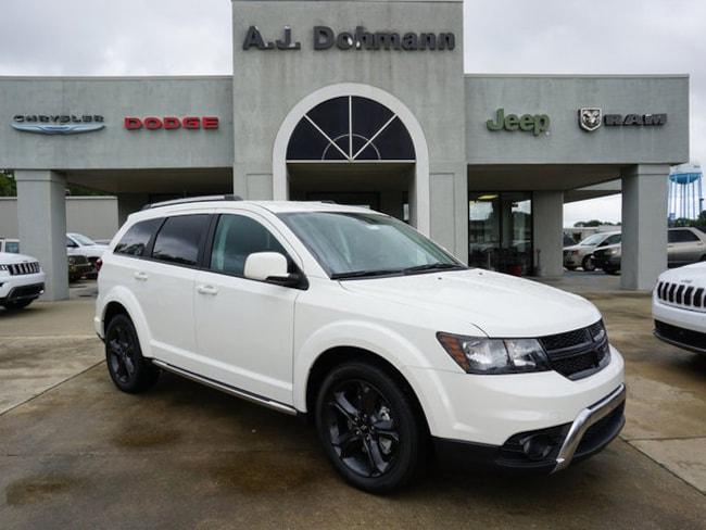 New 2018 Dodge Journey CROSSROAD Sport Utility Berwick