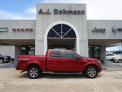 2014 Ford F-150 FX2 2WD 145WB SuperCrew
