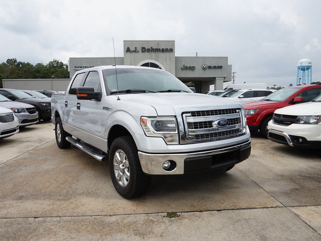 2014 Ford F-150 XLT 2WD 145WB Supercrew