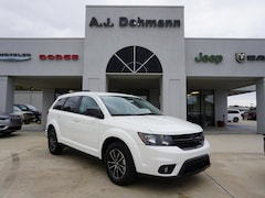 New 2018 Dodge Journey V6 VALUE PACKAGE Sport Utility Morgan City, LA