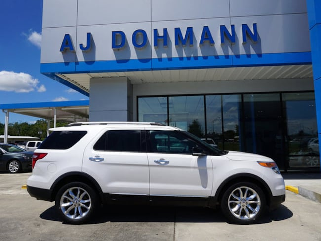 Used 2015 Ford Explorer XLT FWD SUV Berwick