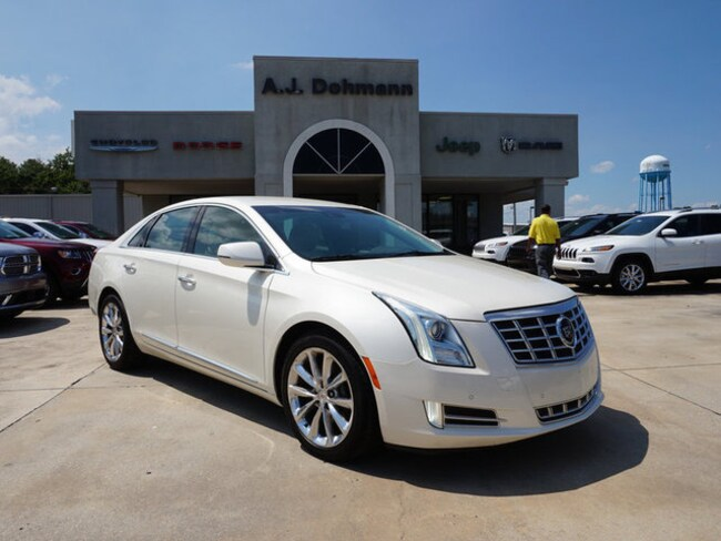 Used 2013 Cadillac XTS Premium FWD Sedan Berwick