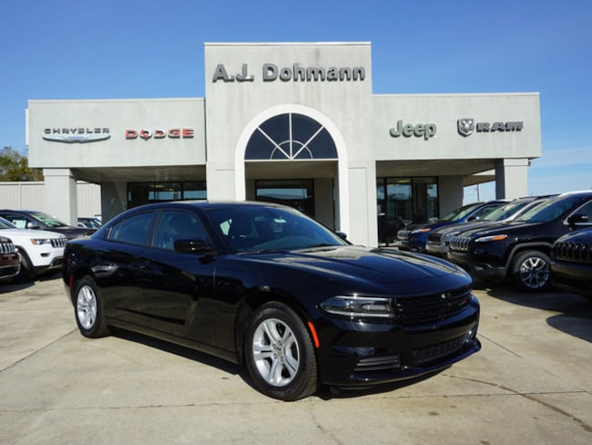 New 2018 Dodge Charger SXT RWD Sedan Berwick