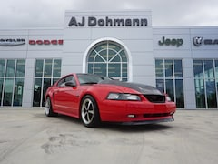 2003 Ford Mustang Premium Mach 1 Coupe