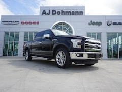 2016 Ford F-150 Lariat 2WD 157WB SuperCrew