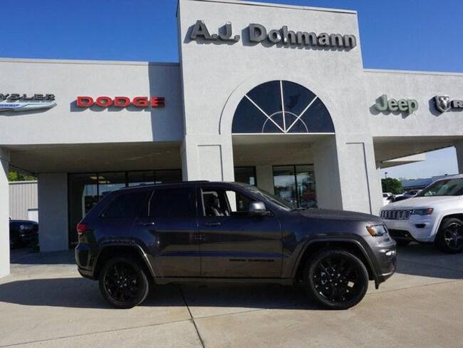 New 2019 Jeep Grand Cherokee ALTITUDE 4X2 Sport Utility Berwick