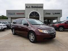 2013 Honda Odyssey EX-L w/RES Mini-Van